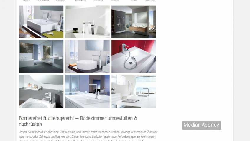 Rosenkranz website (Mediar Agency)