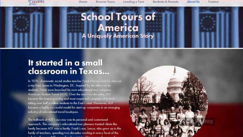 Usa school tours (Mediar Agency)
